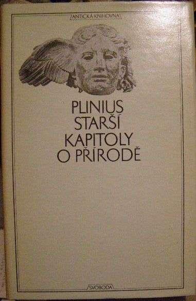Kapitoly o přírodě - Plinius starší