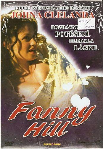 DVD Fanny Hill - erotika