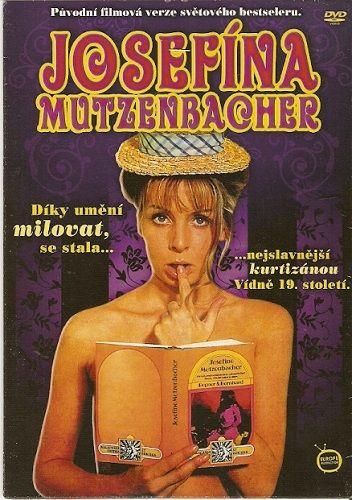DVD Josefína Mutzenbacher - erotika