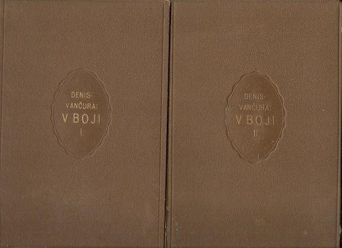 V boji I., II. a III. - A. Denis (podpis)