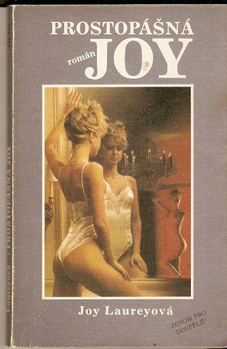 Prostopášná Joy - Joy Laureyová