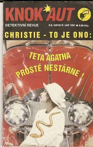 Knokaut Christie - to je ono: Teta Agatha prostě nestárne - detektivní revue