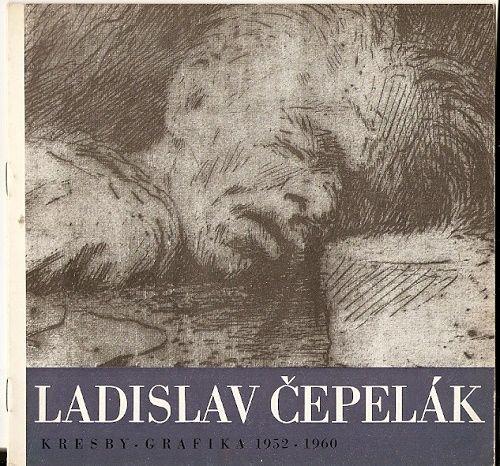 Ladislav Čepelák 1952 - 1960 - katalog