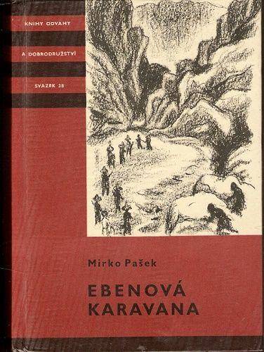 Ebenová karavana - M. Pašek