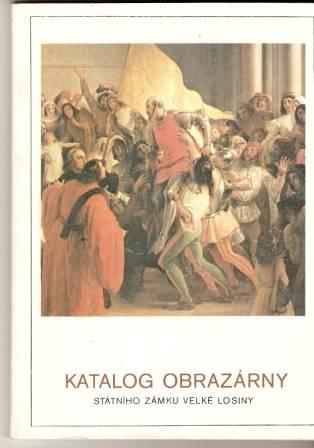 Obrazárna zámku Velké Losiny - katalog