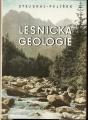 Zvětšit fotografii - Lesnická geologie + mapové přílohy - Stejskal, Pelíšek (podpis)