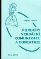 Zvětšit fotografii - Poruchy verbální komunikace a foniatrie - M. Lejska