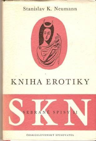 Kniha erotiky - S. K. Neumann