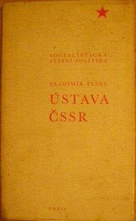 Ústava ČSSR - V. Flegl