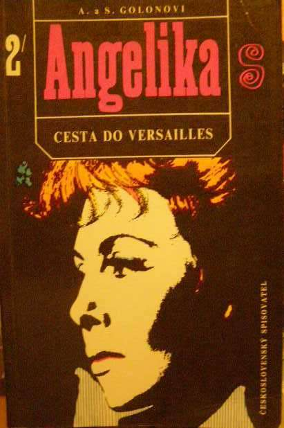 Angelika - Cesta do Versailles 2