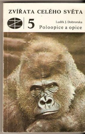 Zvířata celého světa - Poloopice a opice