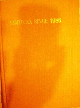 Střelecká revue 1986 - svázáno
