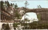 Pravčická brána (Prebischtor) - České Švýcarsko