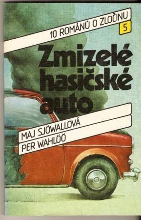Zmizelé hasičské auto - M. Sjöwallová, P. Wahlöö
