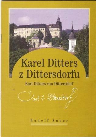 Karel Ditters z Dittersdorfu - R. Zuber