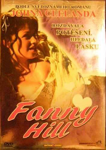 DVD Fanny Hill - dle románu J. Clelanda