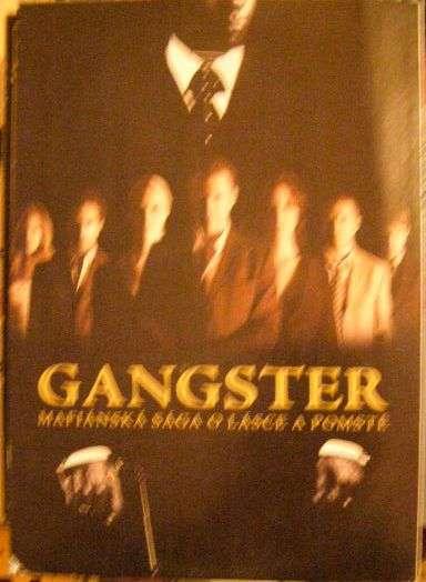 DVD Gangster - mafiánská sága o lásce a pomstě