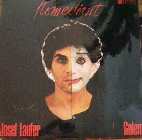 LP Komediant - J. Laufer