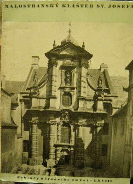 Malostranský klášter sv. Josefa