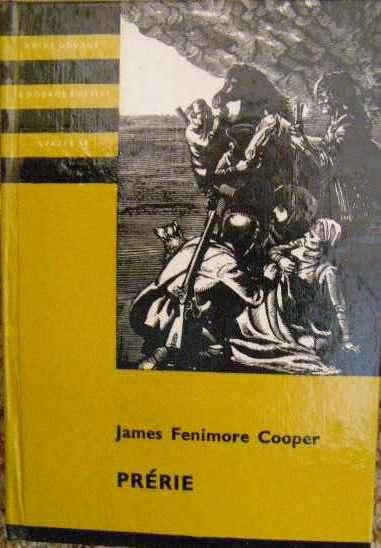 Prérie - J. F. Cooper