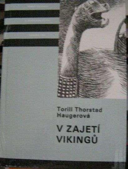 V zajetí Vikingů - T. T. Haugerová