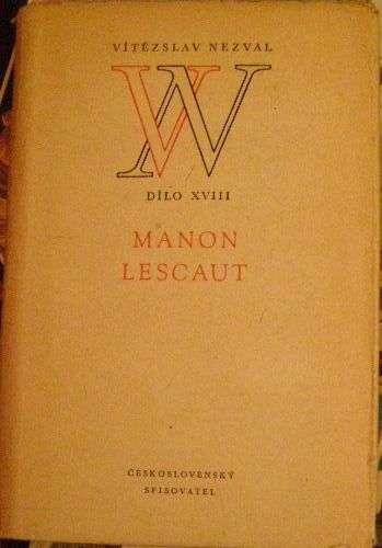 Manon Lescaut - V. Nezval