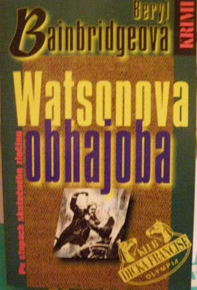 Watsonova obhajoba - B. Bainbridgeová