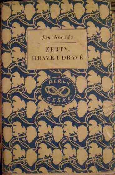 Žerty, hravé i dravé - J. Neruda