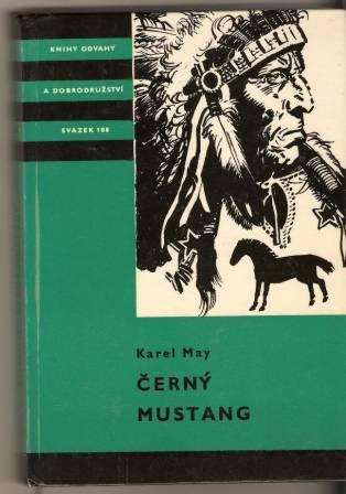 Černý mustang - K. May