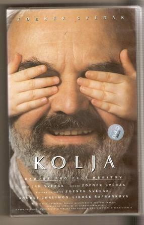 Kolja - Z. Svěrák (VHS)