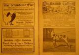 Der Illustrierte Tierfreund 1912 (Přítel zvířat 1912)