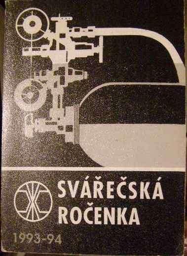 Svářečská ročenka 1993 - 94