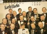 2 LP Pozdravy orchestru - Karel Vlach 1947 - 1982