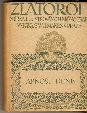 Arnošt Denis - J. Vančura