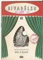 Divadélko - loutky - Bílá paní