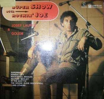 LP Super Show with Rockin Joe - J. Laufer a Golem