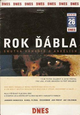 DVD Rok ďábla - J. Nohavica, K. Plíhal, Čechomor atd.