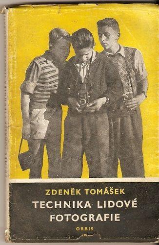 Technika lidové fotografie - Z. Tomášek