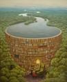 Knihovna dam - Yerka