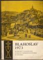 Blahoslav 1973 - rodinný kalendář církve čs. husitské
