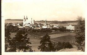 Bystré 1933 - Polička