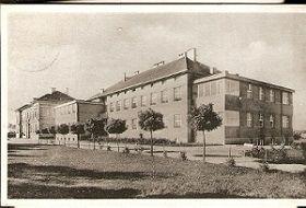 Městec Králové - nemocnice - okr. Nymburk