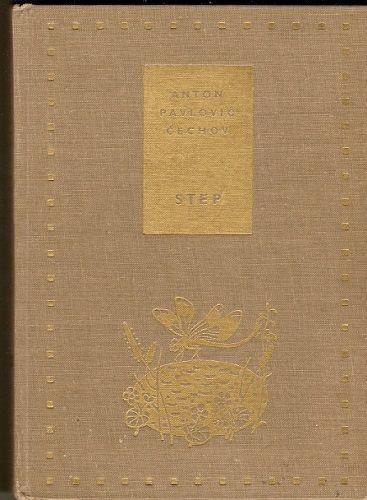 Step - A. P. Čechov, il. M. Hanák