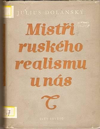 Mistři ruského realismu u nás - J. Dolanský