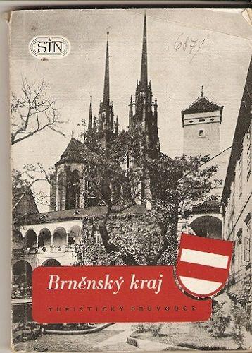 Brněnský kraj 1956 - Brno