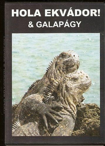 DVD Hola Ekvádor a Galapágy