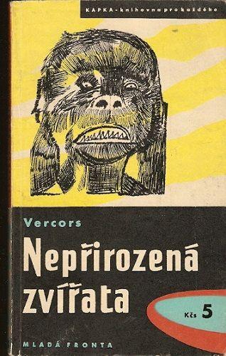 Nepřirozená zvířata - Vercors