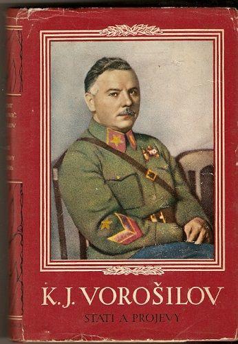 K. J. Vorošilov - stati a projevy 1925 - 1936