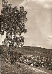 Karlovice ve Slezsku - nad hřbitovem - okr. Bruntál