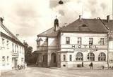 Moravský Beroun - hotel Národní dům - okr. Bruntál